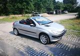 Peugeot 206cc 1,6 benzyna