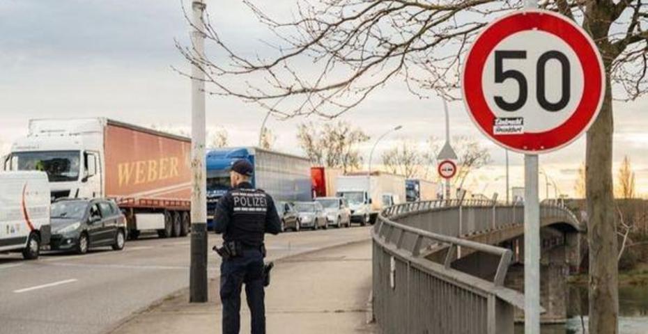 Aktualna Sytuacja Na Granicy Z Niemcami