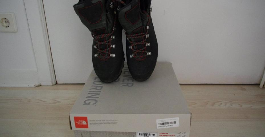 Sprzedam buty The North Face - Verbera Backpacker Gtx
