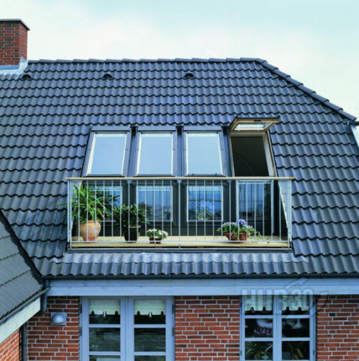 огурцами, окна на крышах частных домов фото очень