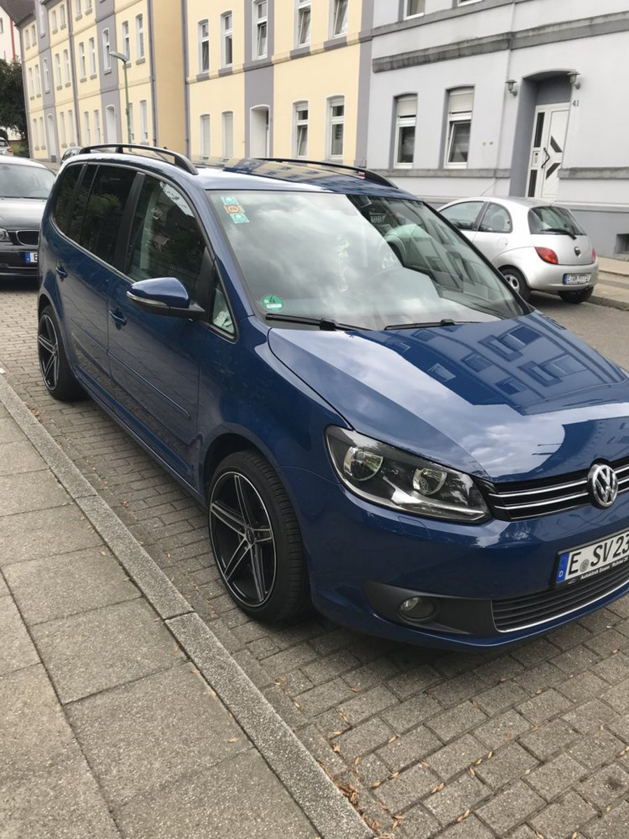 VW Touran 2013, 2TDI 140PS