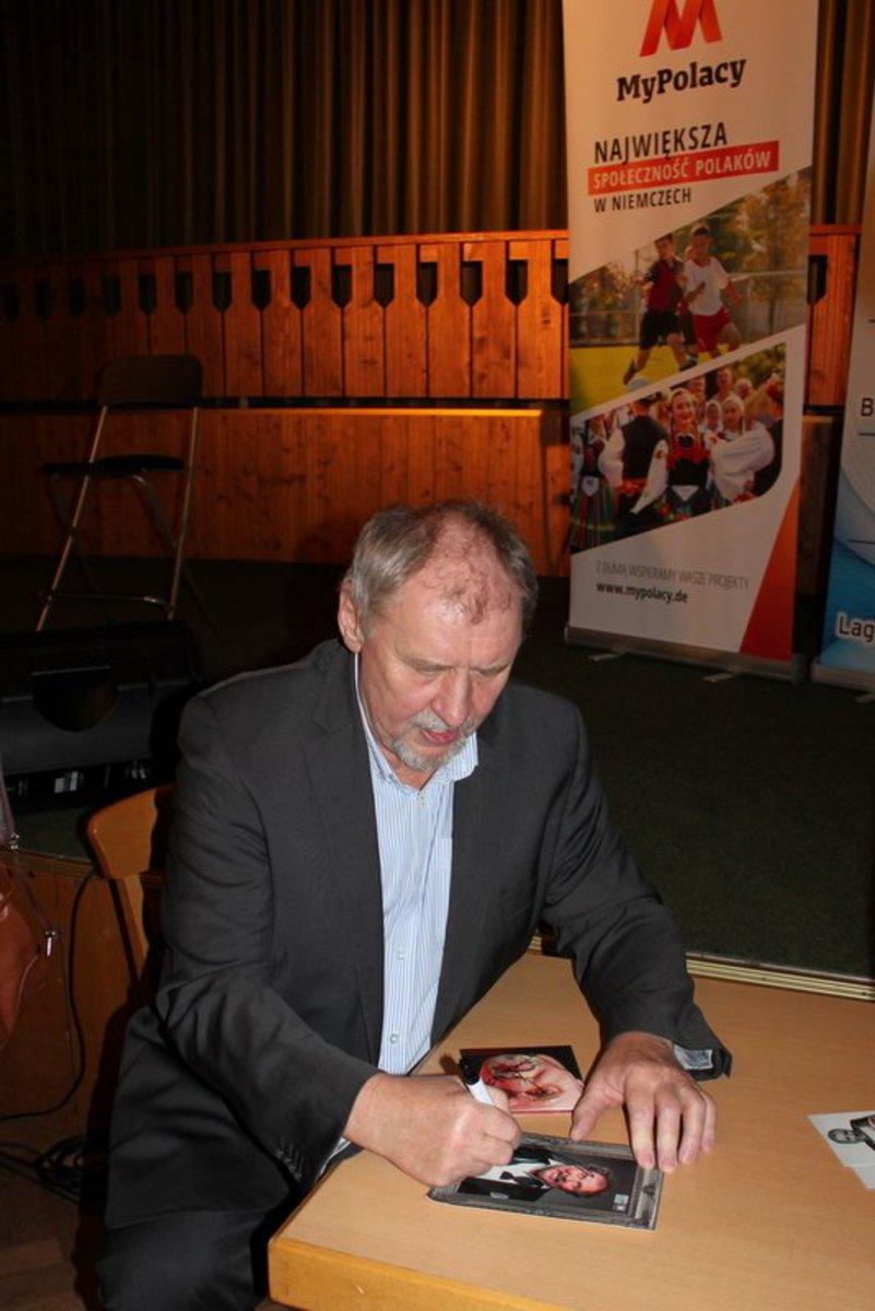 Andrzej Grabowski w Niemczech