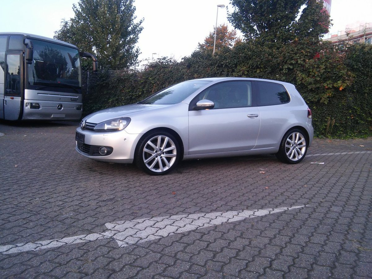 Golf VI,, HIGLINE.. 160 PS