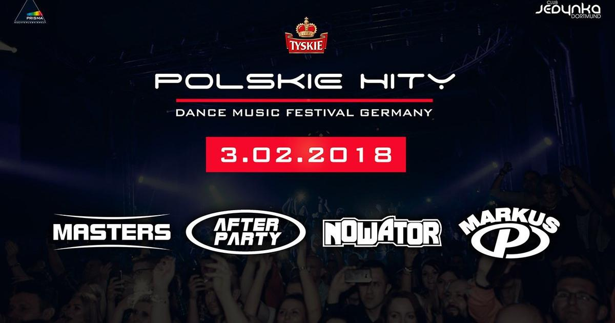 POLSKIE HITY - Dance Music Festival 2018 Germany