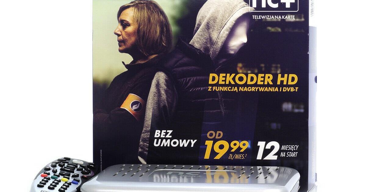 Telewizja Na Karte W Niemczech.Tnk Telewizja Nc Hd Iti 2849 Tvp 1 2 Hd Polsat Hd Tvn Hd Hbo