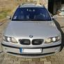 BMW 320d e46 Msport Touring
